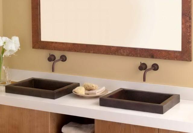 Small Double Vanity Sink