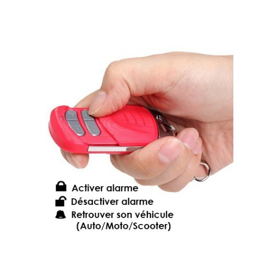mini micro espion gsm traceur gps antivol alarme auto