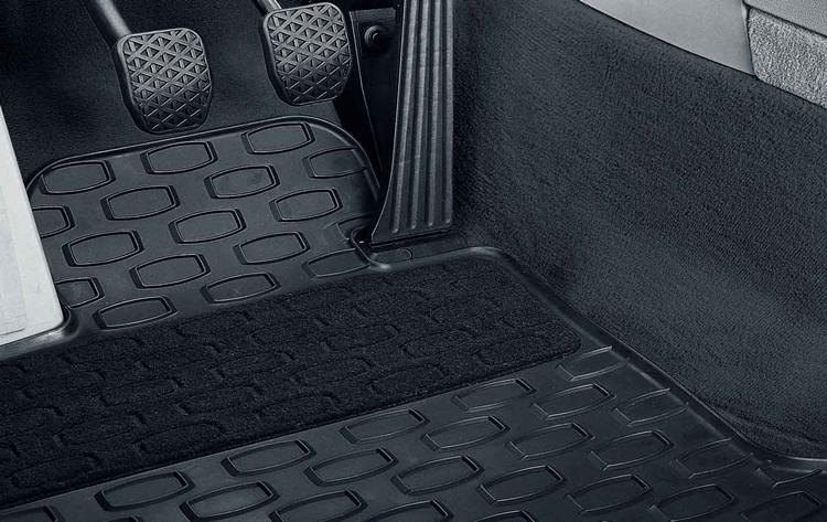 tapis de sol tous temps avant noir pour