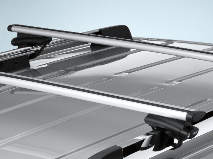 racks and carriers by thule roof rack cross bar kit 60 inch