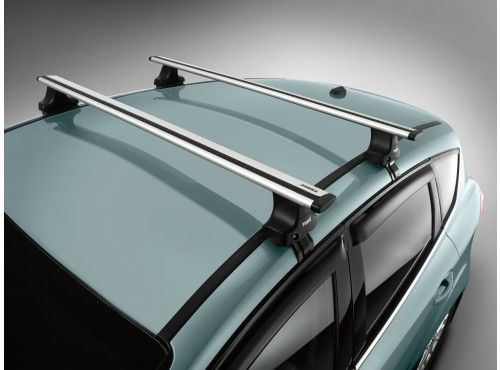 racks and carriers by thule removable roof rack and crossbar system