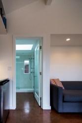 Hammer & Hand ADU 3 Great Room & Bathroom