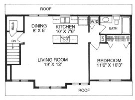 Halpern ADU Floor Plan