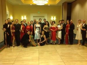 US Argentine Tango Salon Championships Finalists