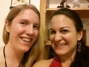 Daniela and Patrice 2014