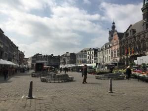 Grande Place Mons