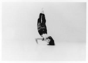 Dance handstand
