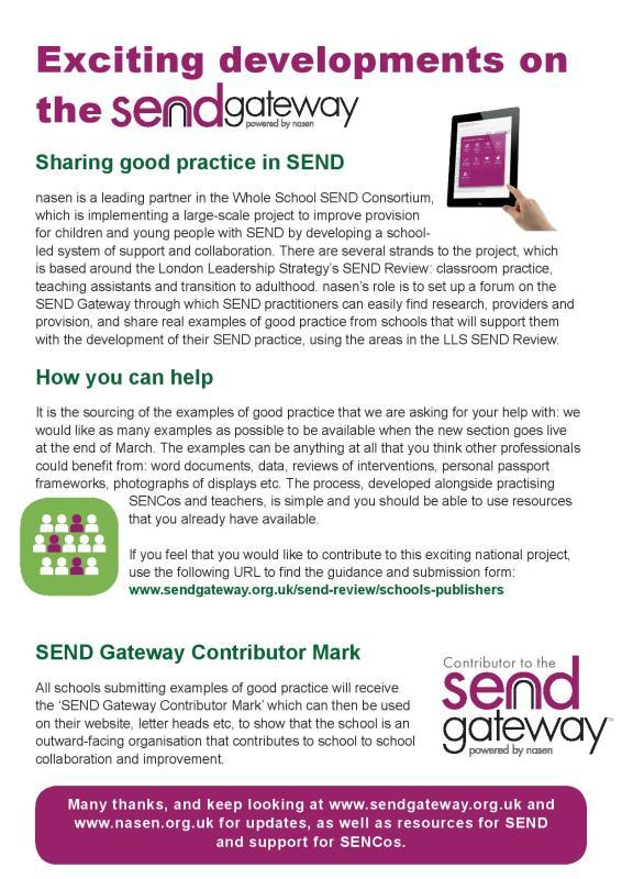 Nasen Sharing Practice Flyer