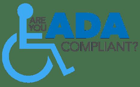 ADA compliance beach tracks