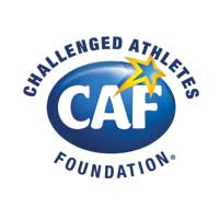 Logo for the Challenged Athletes Foundation