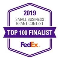 fedex logo grant award