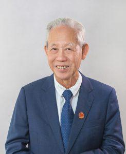 Dr. Peter Wong AM