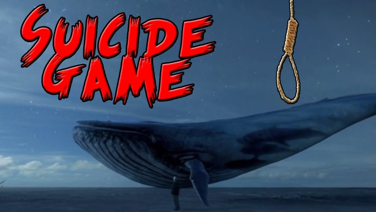 What is the suicidal Blue Whale Game?