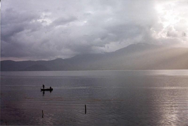 Lake de Ilopango, El Salvador