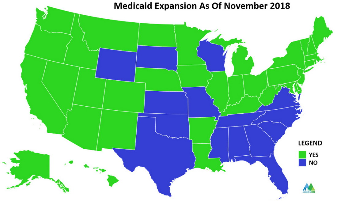 How Much Has State Spending On Healthcare Increased?
