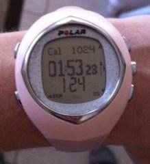 1K Workout