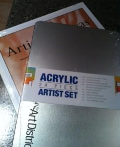 Artist Set