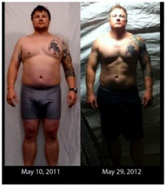 One Year - Full Body