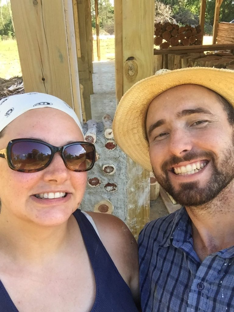 We're building a cordwood house! See what it takes to get started and follow along with us as we build our forever home.