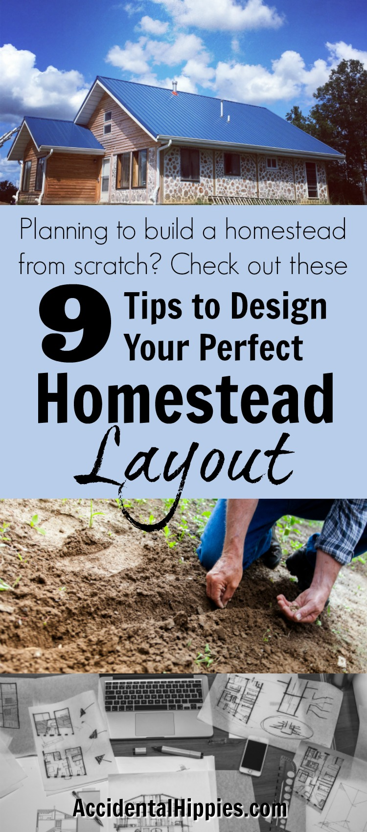 9 Tips For Planning The Perfect Homestead Layout Accidental Hippies Power Plant Use These To Plan Your From Scratch Homedesign