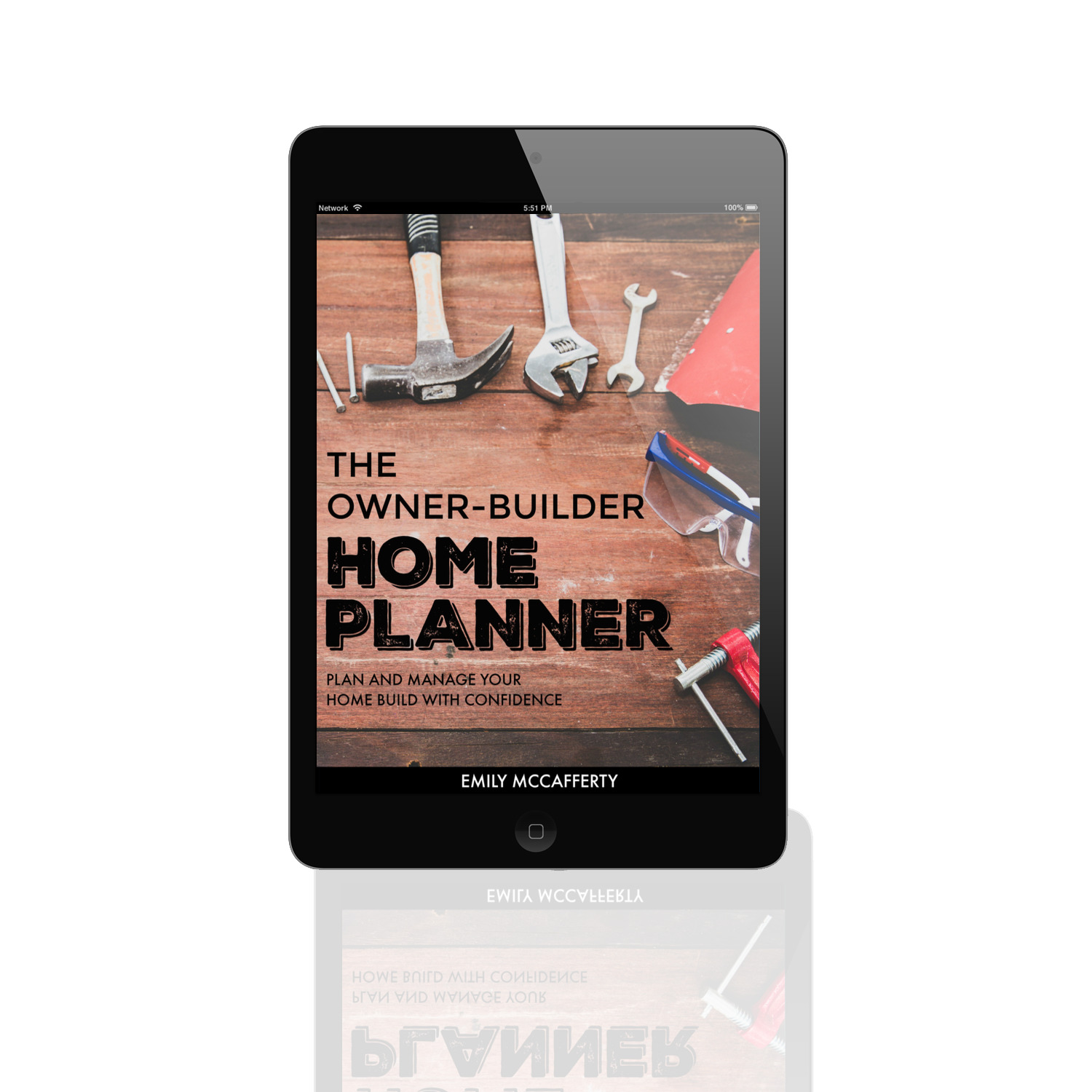 The complete guide to help owner-builders know how to plan, manage their money, and build a home from start to finish without losing their minds.
