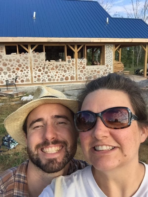 We built our cordwood home from scratch. This is the process we used to manage our build as owner-builders.