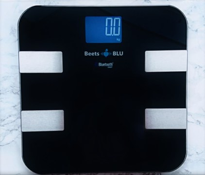 Beets BLU bathrrom scales review
