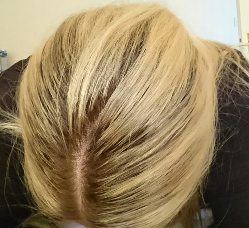 get my roots done