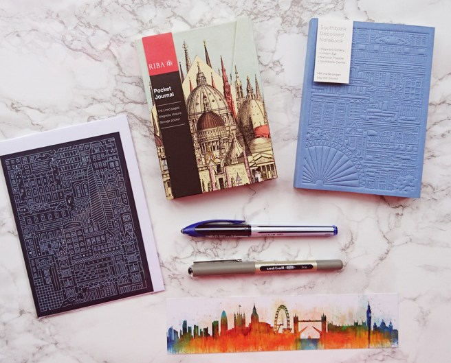 spotlight stationery august box