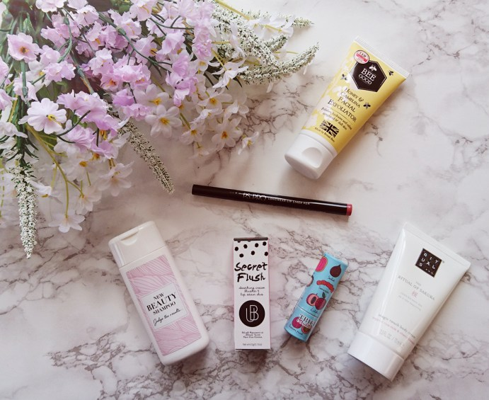 October Glossybox Unboxing