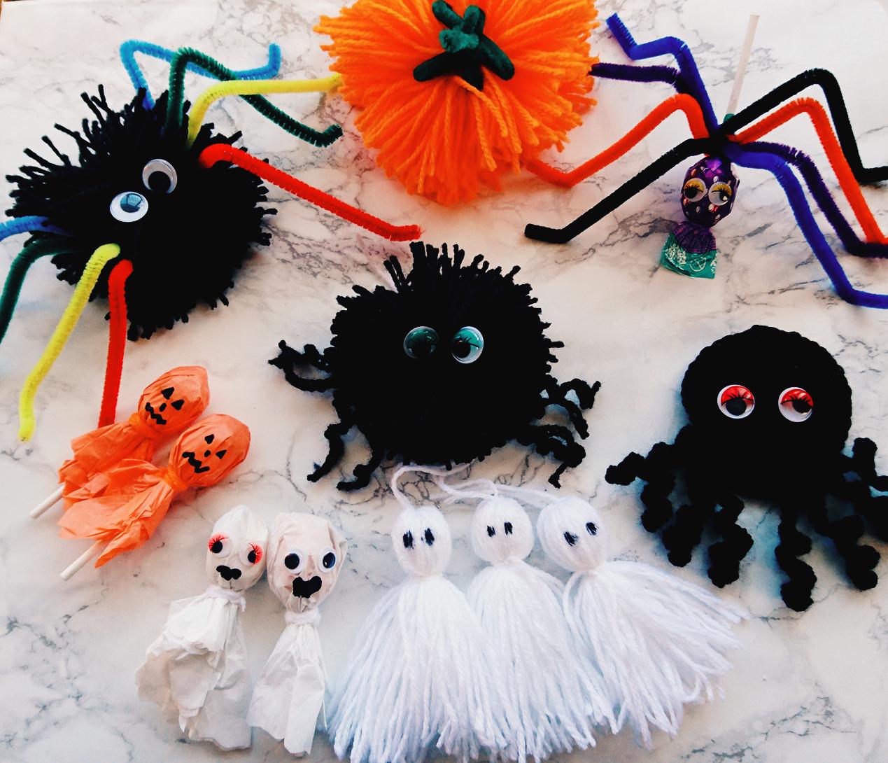 ten spooktacular halloween crafts