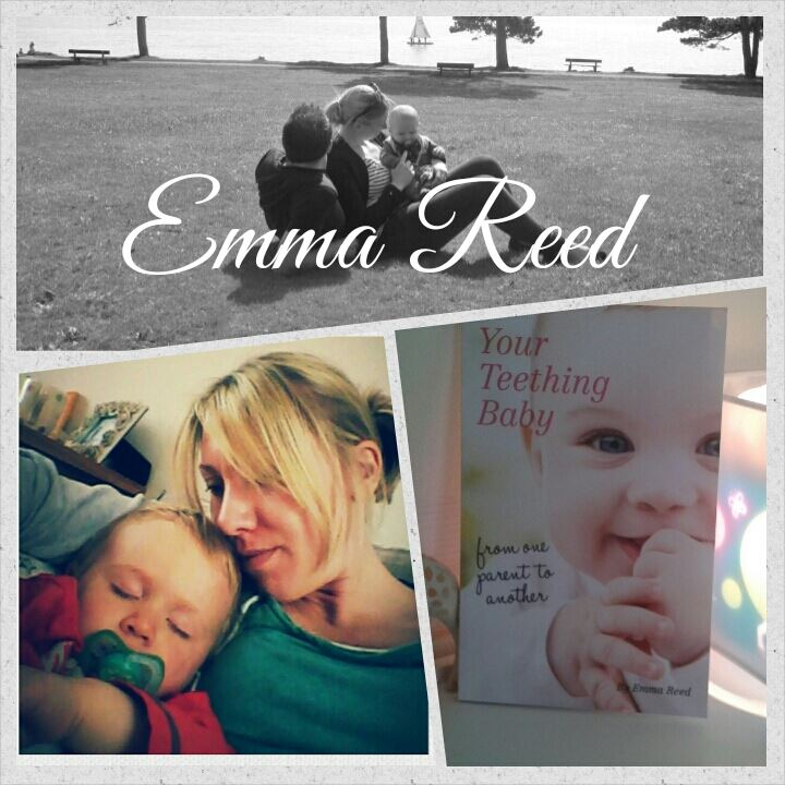 Emma Reed, Author of Your Teething Baby: From One Parent to Another