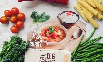 Simply Cook Thai Red Curry