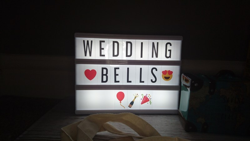 Saving for my Wedding with Plusnet