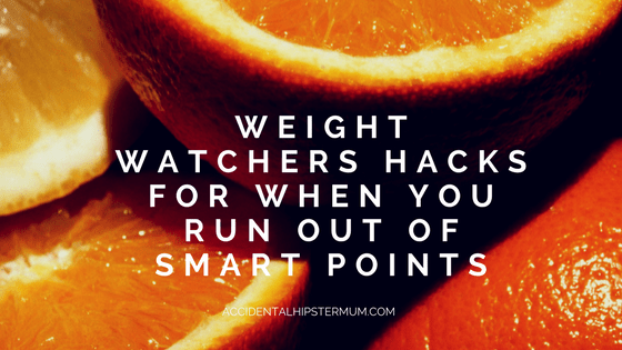 5 Weight Watchers Hacks for When You Run Out of Smart Points