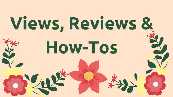 View, Reviews & How-Tos Linky 29