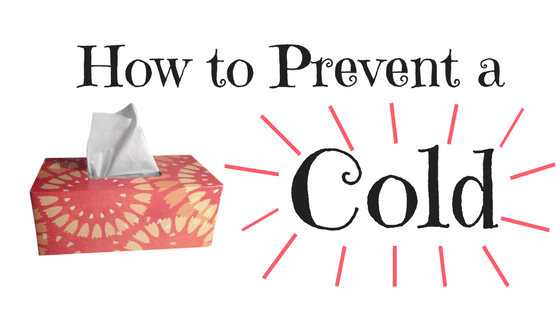 Cold Prevention Supplements and Other Ways to Fend off a Cold