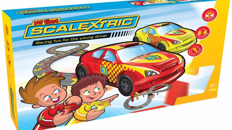 My First Scalextric (Ages 3+) Review