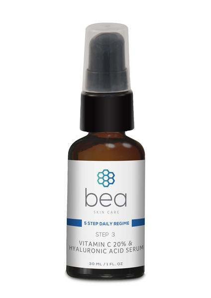 stock image of bea vitamin C serum