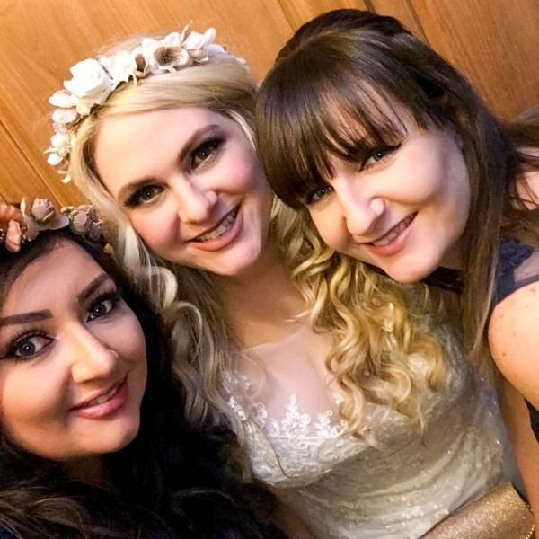 wedding at millfields hotel grimsby