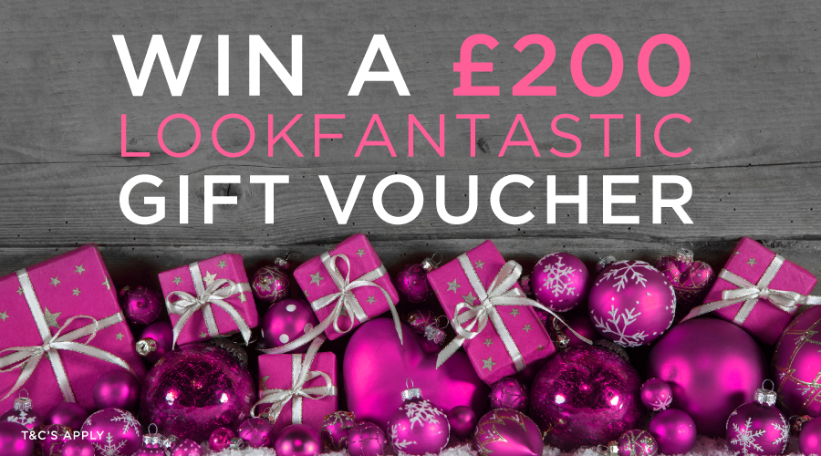 What Would You Spend a £200 Lookfantastic Voucher On?