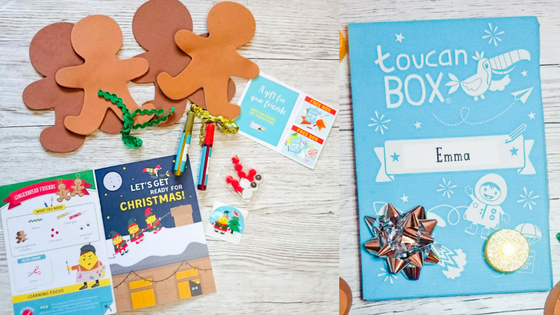 Toucan Box – The Craft Subscription Box for Kids