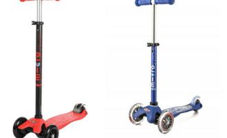 mini mirco scooter deluxe