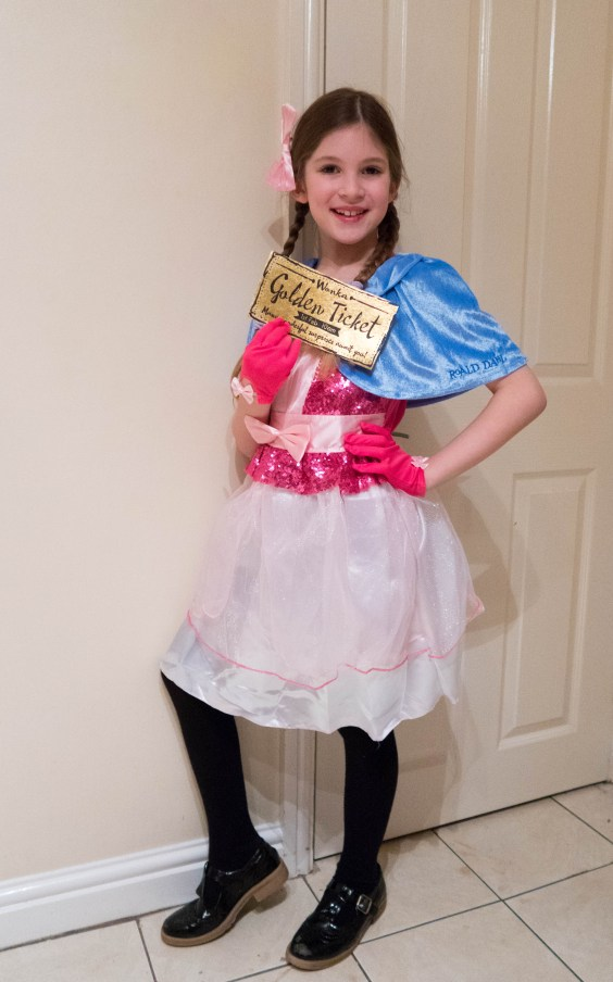 World book day costumes for girls