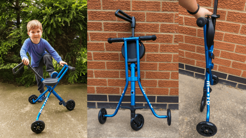 Is a Micro Trike Suitable for my Three Year Old