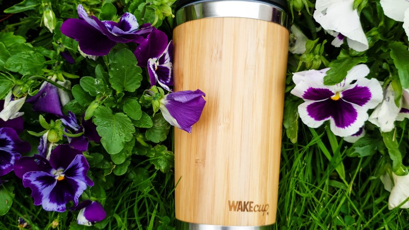 WAKEcup Bamboo Sustainable Coffee Cup Review