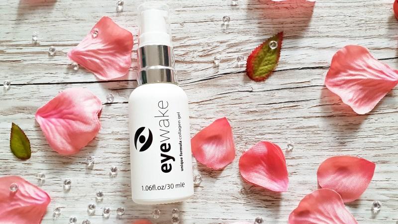 EyeWake Collagen Eye Gel – Review & where to get it