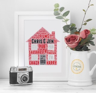WIN A Gorgeous Wordart Print with Alice and Arthur!