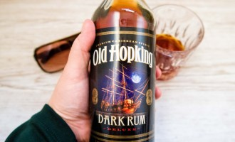 Old Hopking Dark Rum: An Aldi Rum Review