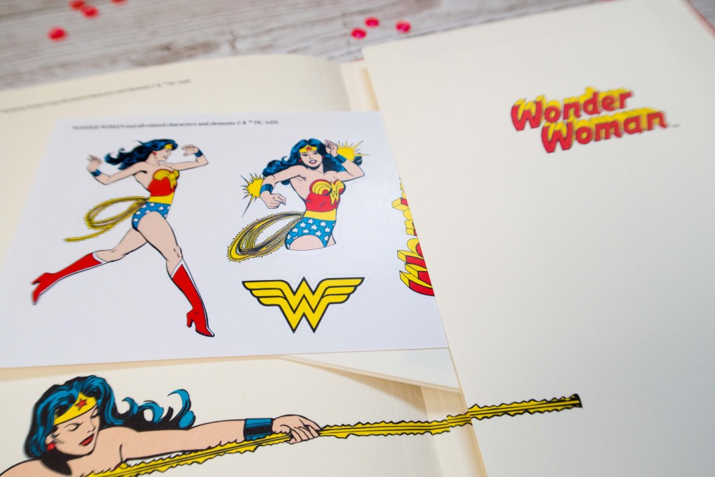 Wonder Woman Moleskine